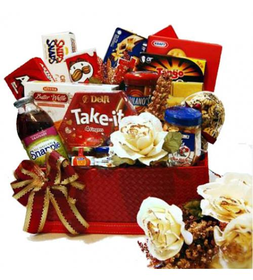 Eid Delight Snack Hampers