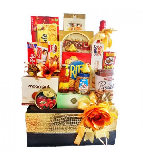 Luxury Treat Snack Hampers II