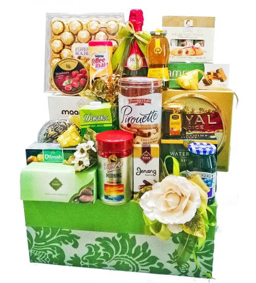Luxury Treat Snack Hampers III