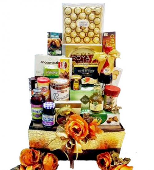 Luxury Ramadan Treat Snack Hampers V
