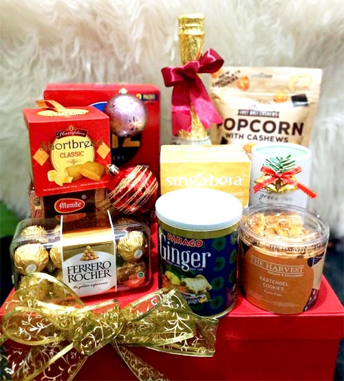 Xmas Joy Hamper 1