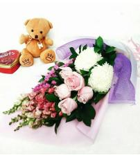 Classy Mixed Flower Package