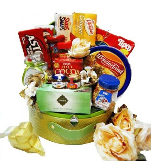 Holy Month Celebration  Snack Hampers