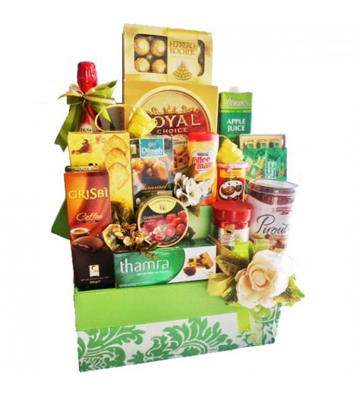 Luxury Treat Snack Hampers I