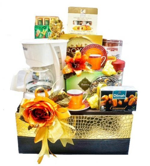 Luxury Eid Electronic & Snack Hampers 2