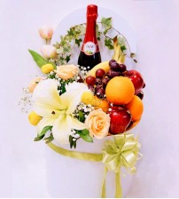 Fruit Flower Hampers 2